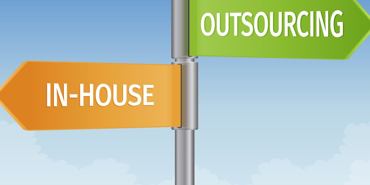 Inhouse versus Outsourcing