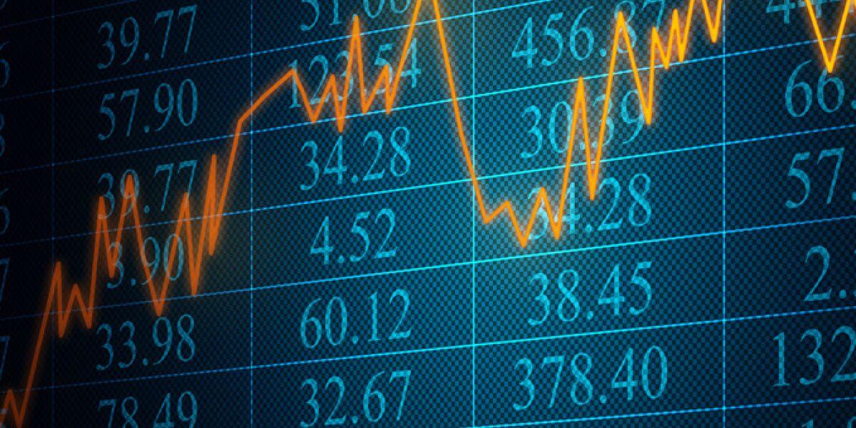 Aktienkurs fällt
