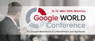 Google World Conference