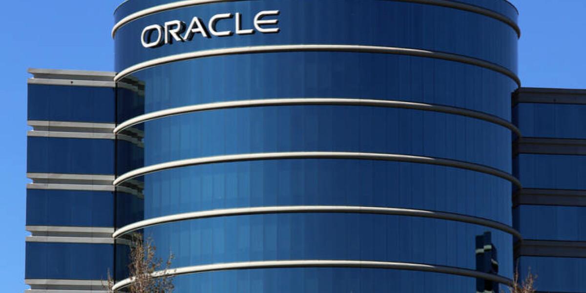 Oracle-Firmenzentrale