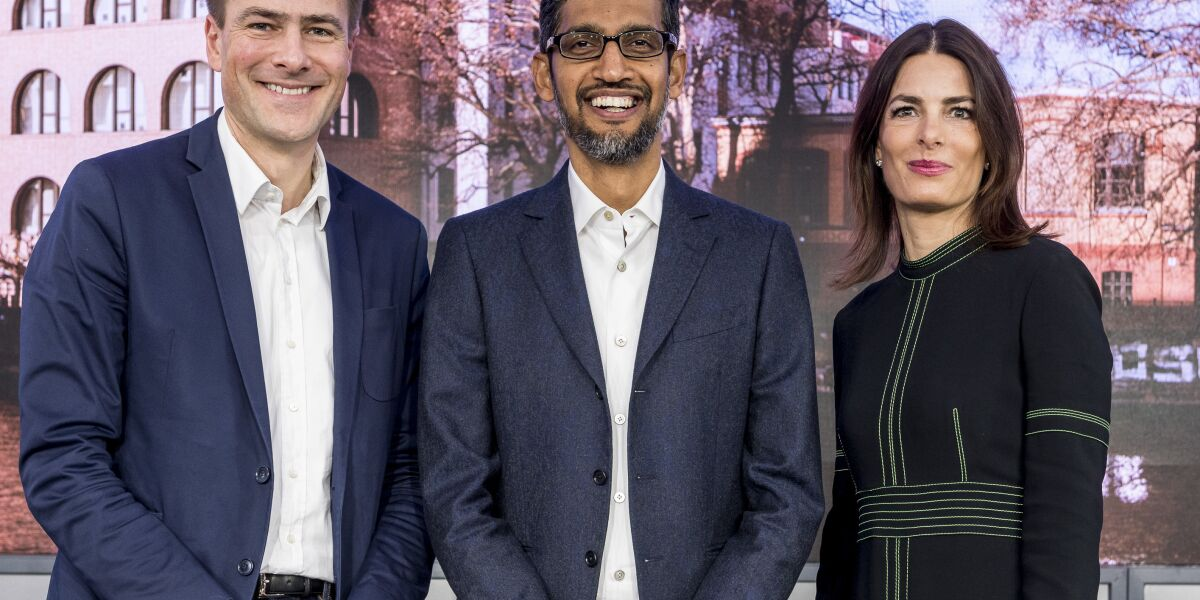 Google-Trio