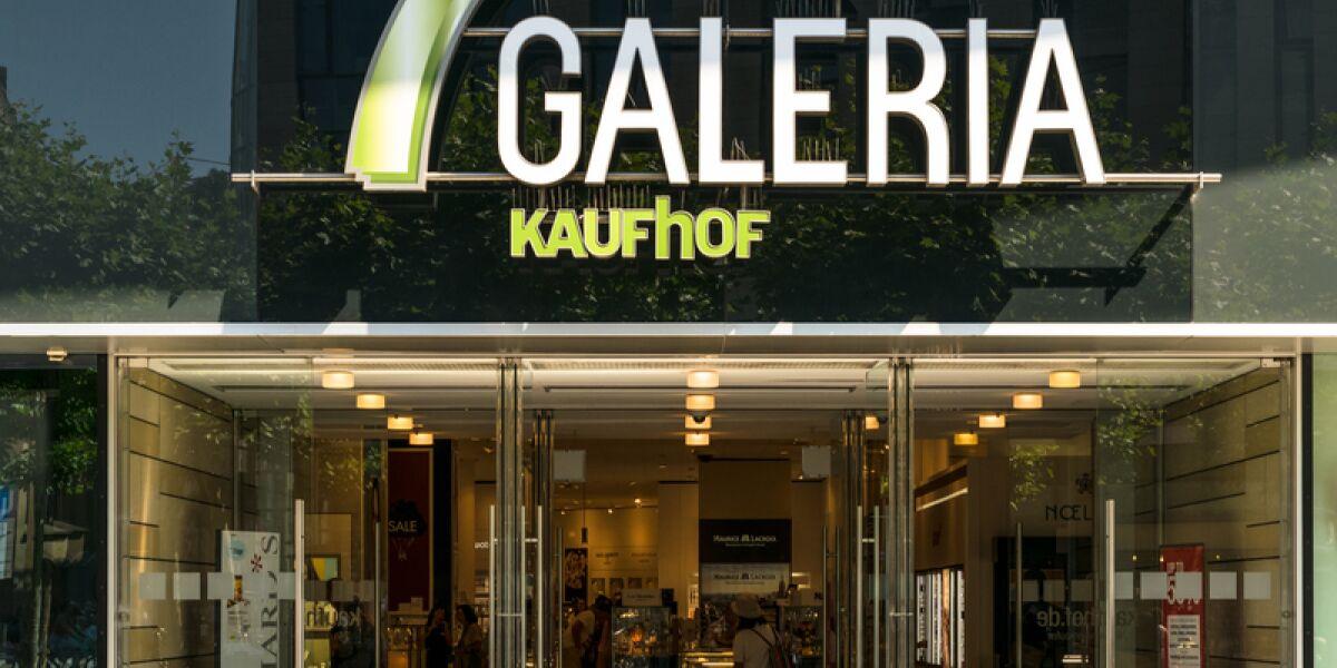 Kaufhof Filiale