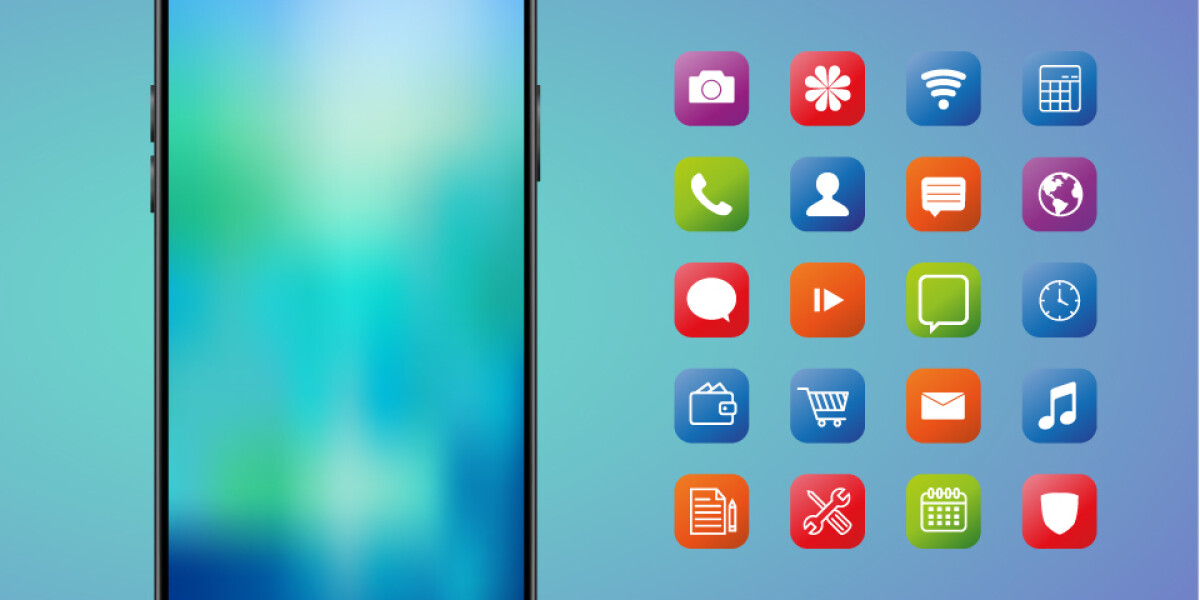 Apps auf dem iPhone