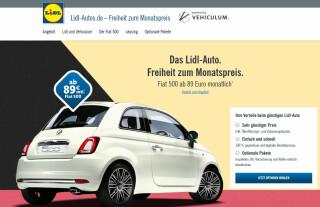 Lidl-Autos
