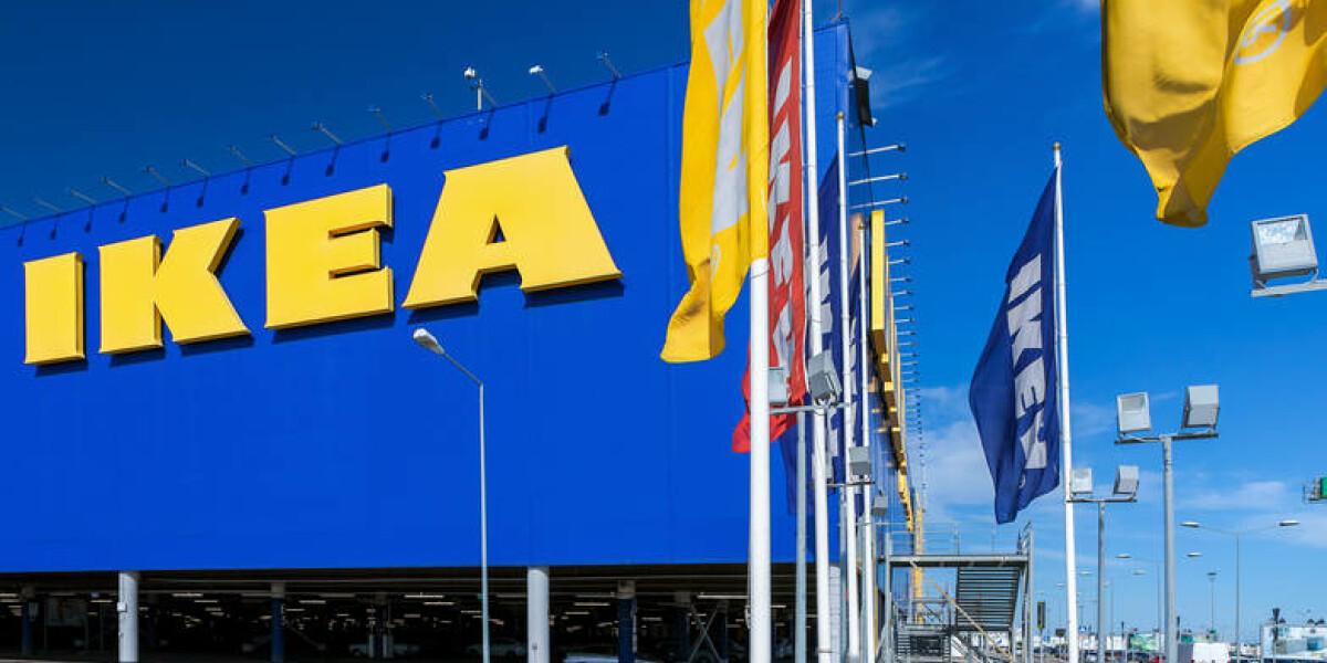 Geschäft von Ikea