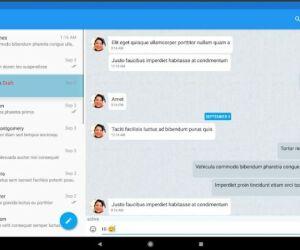Kontakt Messenger