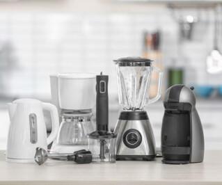 Küchen- und Haushaltsgeräte