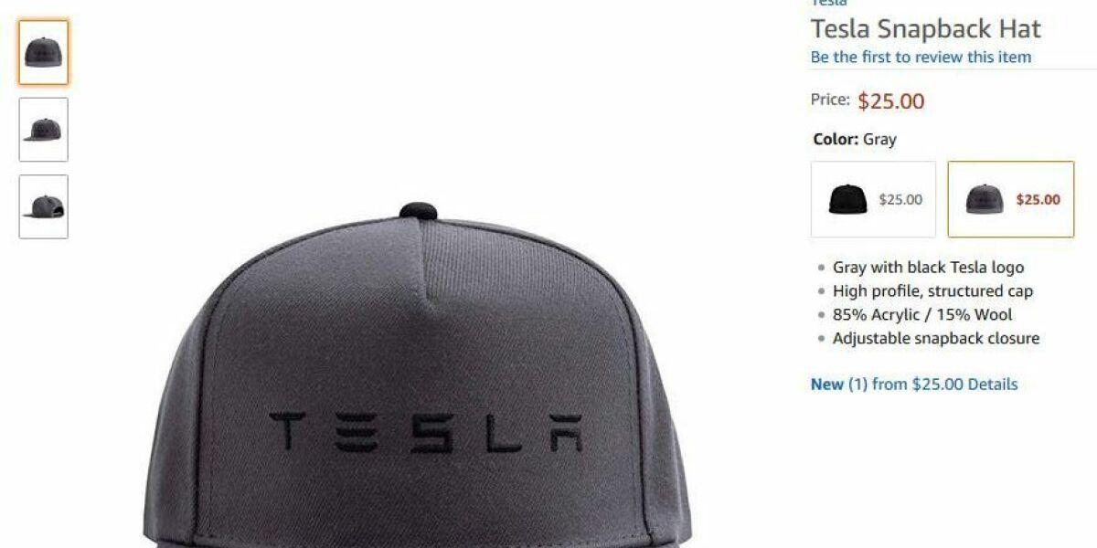 Tesla Cap