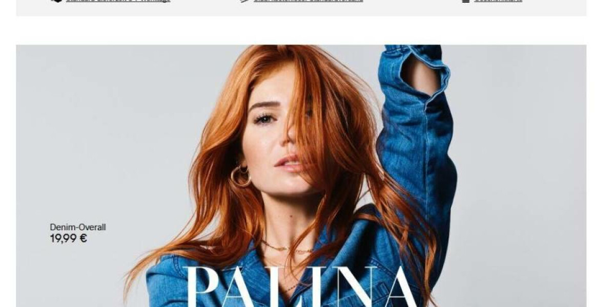 Neue Website H&M