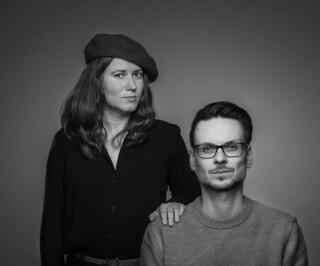 Florian Schaar und Maren Woischke