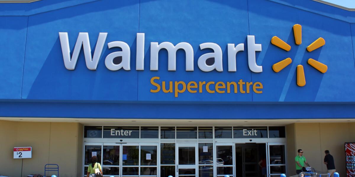 Walmart Supermarkt