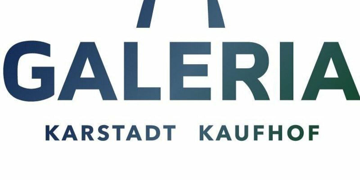 Neues Logo von Galeria Karstadt Kaufhof