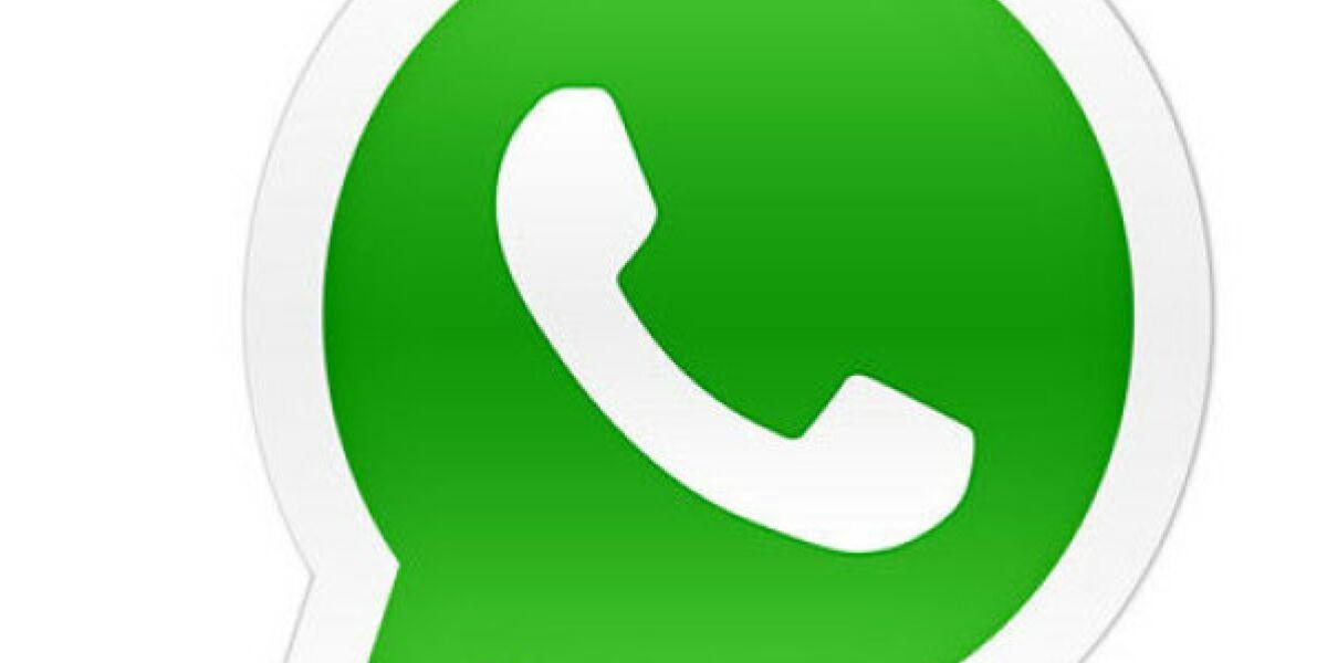 Logo von WhatsApp