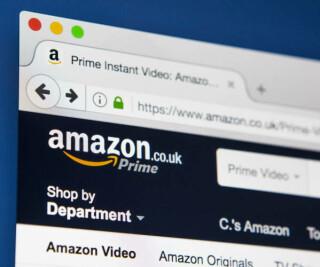 Amazon UK im Browser