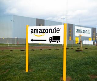 Amazon.de Logistikzentrum