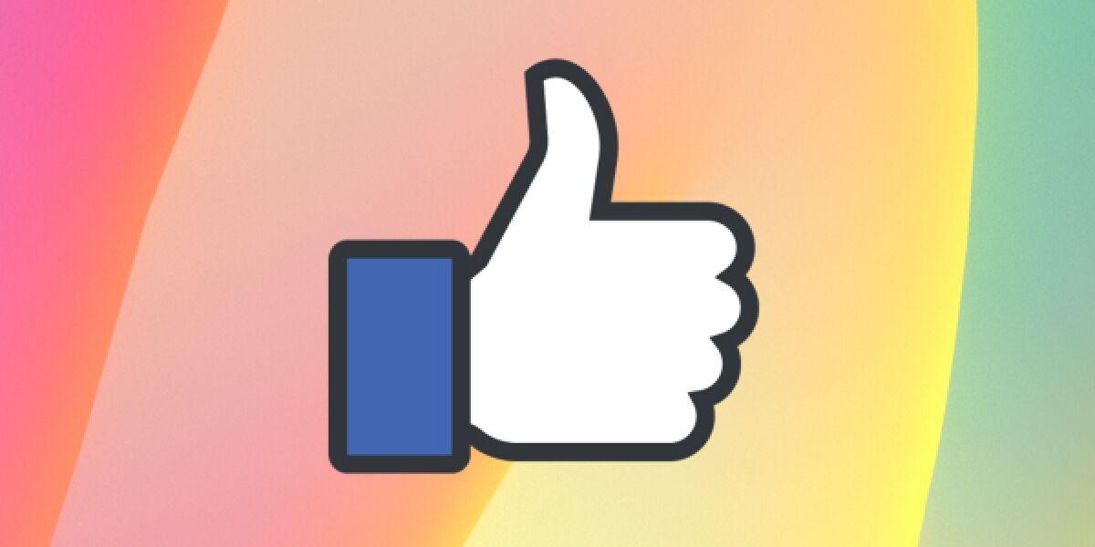 Facebook Daumen