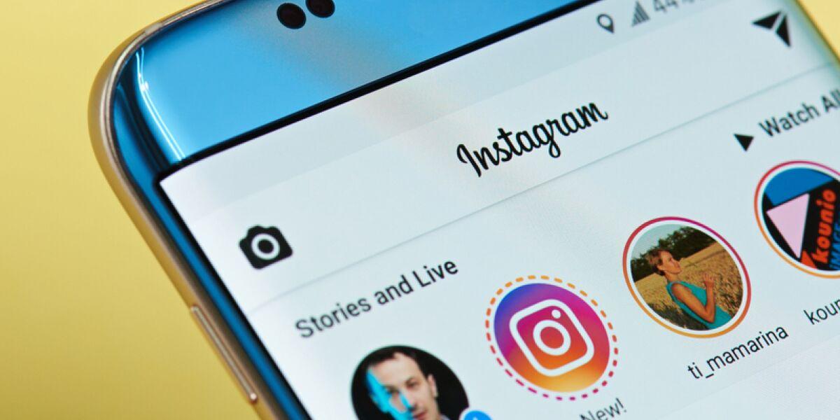 App von Instagram