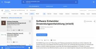 Google-Klick