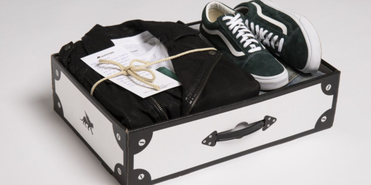 Box von Outfittery