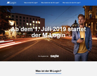 M-Login