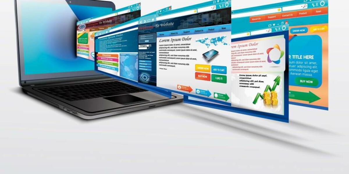 Webseiten und Webshop-Erstellung
