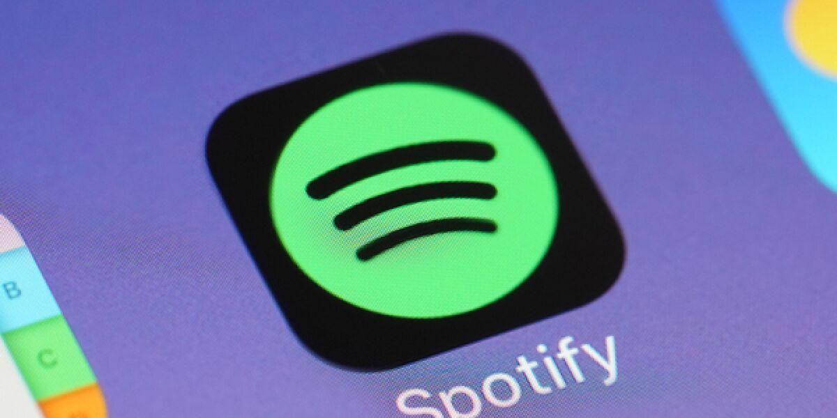 App von Spotify