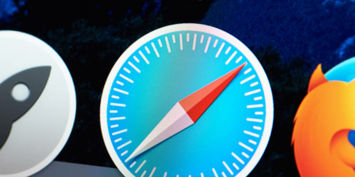 Apple-Safari-Webbrowser Icon