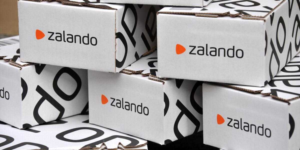 Zalando-Kartons