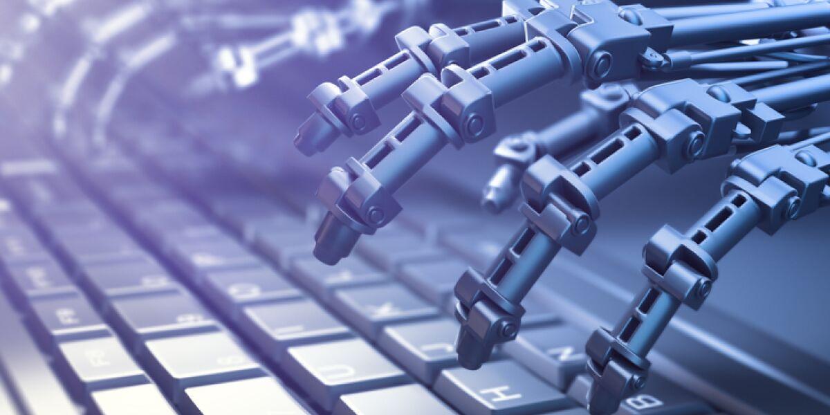 Bot an Tastatur