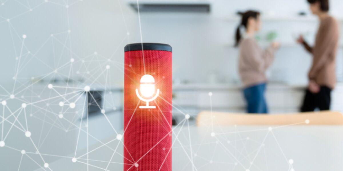 Smart Home-Lautsprecher
