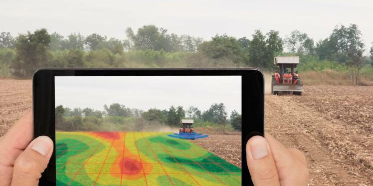 Digitale Landwirtschaft