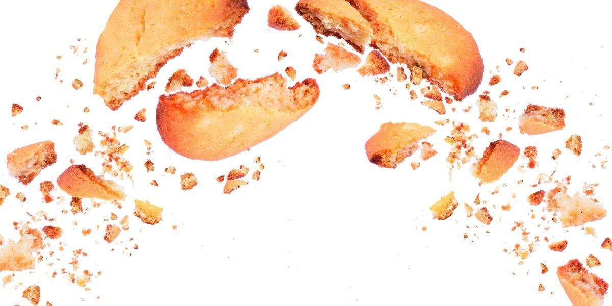 Ein-Cookie-zerbroeselt
