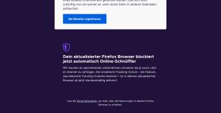 Firefox-Update-Hinweis-Online-Schnueffler