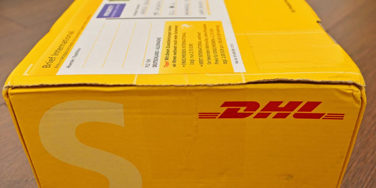 International Paket Dhl