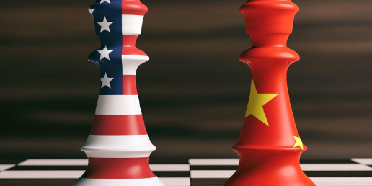USA-China-Schach