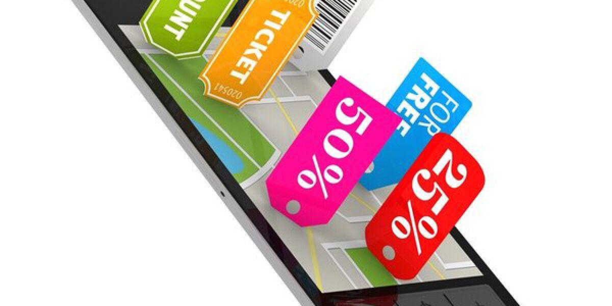 Smartphone-Rabatt