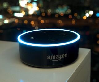Amazon Echo Dot mit Alexa