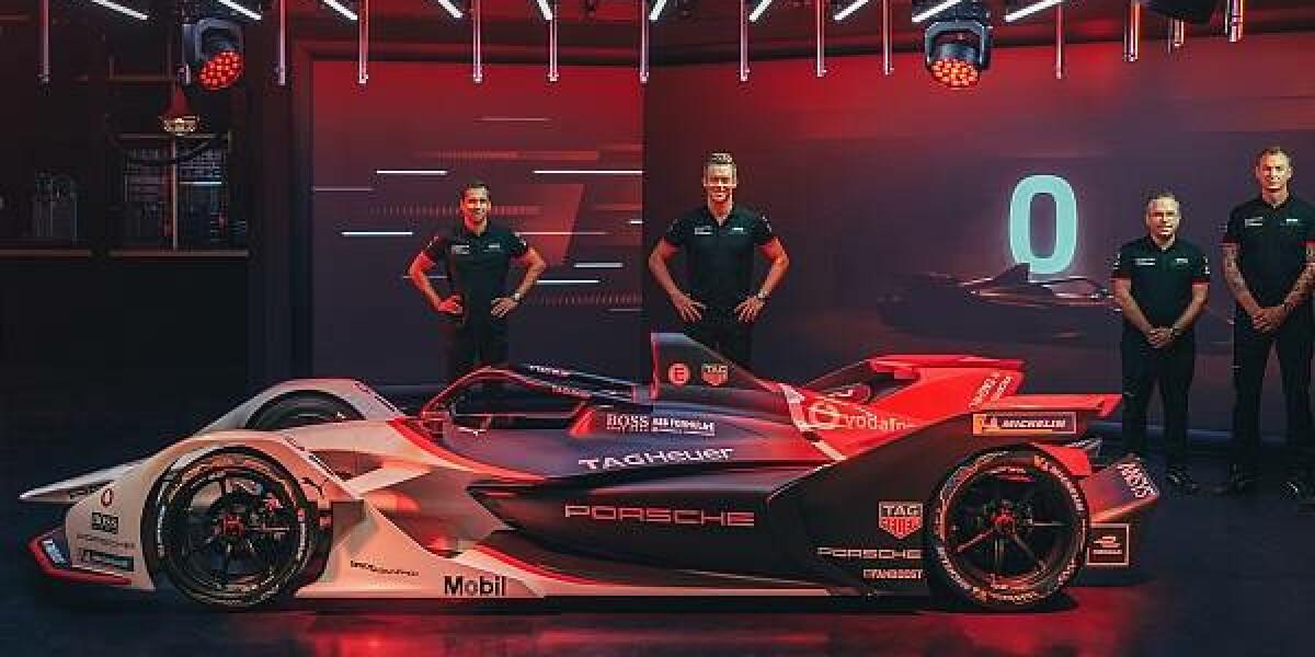 Porsche-Twitch