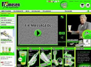 Fixmeier-Homepage