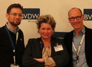 Juroren des Webfuture Awards von Hamburg@work