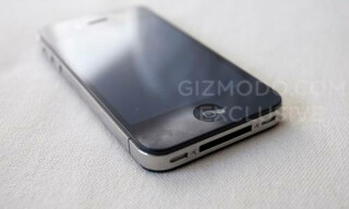 Das verlorene iPhone 4G