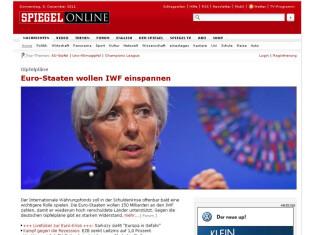 Auf Platz sieben erreicht Spiegel Online 142.433.991 Visits