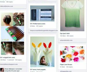 Etsy ist auf Pinterest sehr erfolgreich