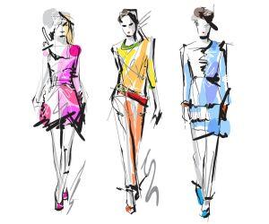 Mode im sozialen Netz