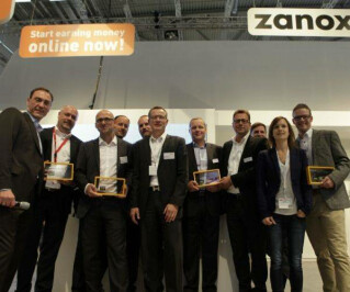 zanox Agency Award 2013
