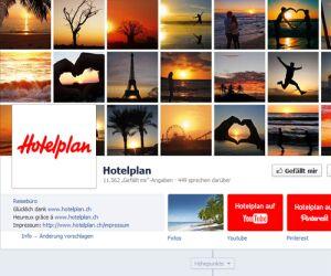 Die erfolgreichsten Reiseveranstalter auf Facebook