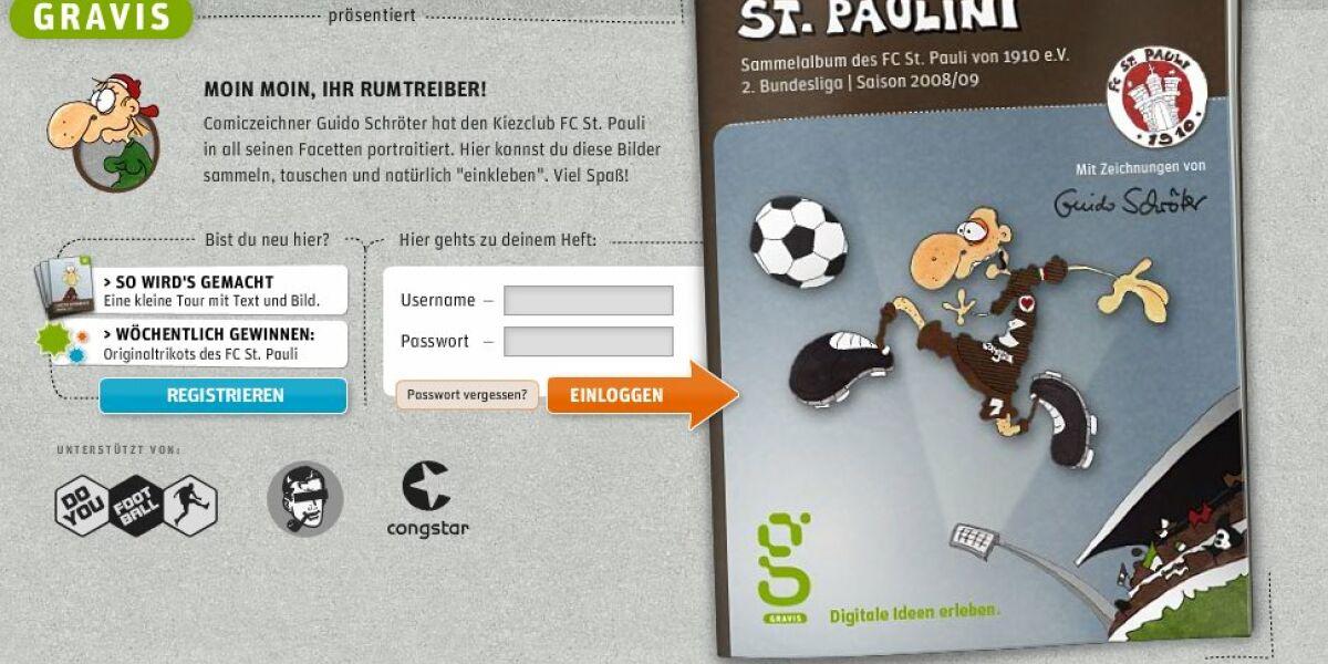 SuperReal mit neuem Projekt für FC St. Pauli