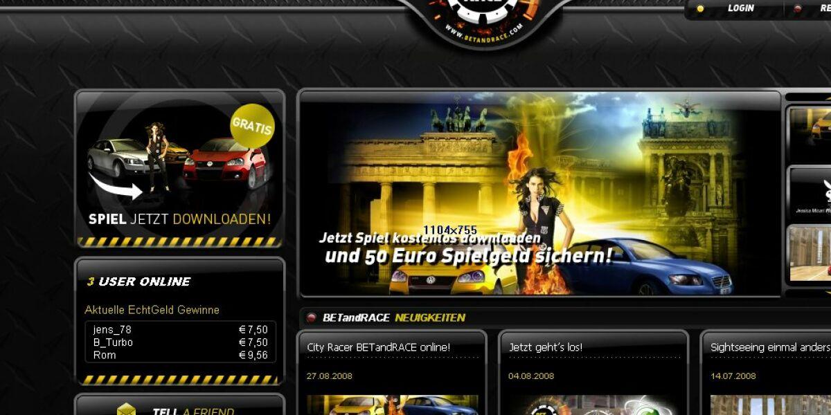 "Jogo Media übernimmt In-Game Advertising für ""Bet and Race"""