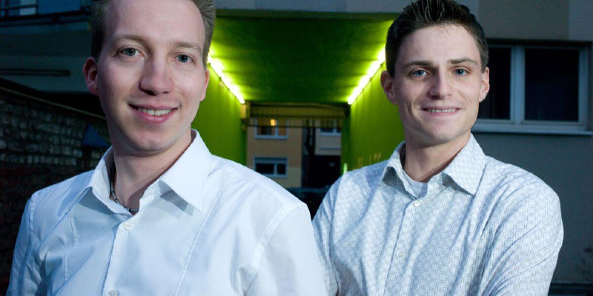 Patrick Ohler und Fabian Jager