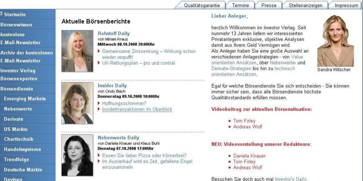 Investor-Verlag
